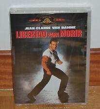 LIBERTAD PARA MORIR - DEATH WARRANT - DVD - NUEVO - PRECINTADO - J.C. VAN DAMME