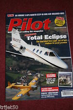 Pilot Magazine 2013 March Eclipse Business Jet,Miles Magister,Currie Wot