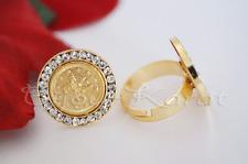 Tugra Gold Münzen Ring Osmanen Ring Türkischer Sultan Unterschrift Ottoman Ring