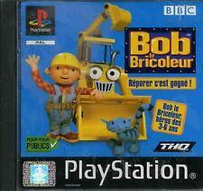 BOB LE BRICOLEUR - PS1 & PS2 - COMPLET