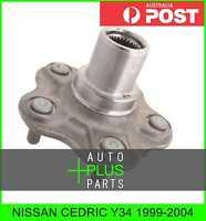 Fits NISSAN CEDRIC Y34 Rear Wheel Bearing Hub