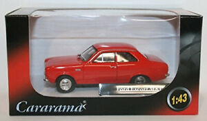 Oxford Diecast 1/43 Scale - CR042 - Ford Escort MK1 - Red. Cararama. Best Price