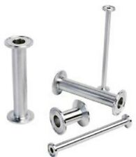 """Stainless Steel Spool 2"""" x 36"""" Sanitary Pipe 3A Tri-clamp"""