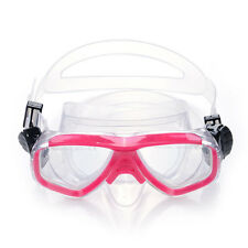 Kids Diving Mask Snorkeling Swimming Goggles Scuba Tempered Lens Underwater New