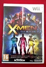X-Men: Destiny - NINTENDO Wii - NUEVO