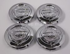 (4) Chrysler PT Cruiser 04-10 , Town & Country 08-10, Chrome Center Caps Cap