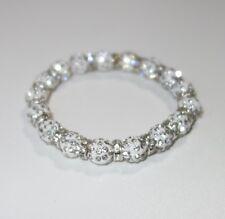A426 - Shamballa Armband - NEU - Weiß Strass Steine Perlen Glitzer Mädchen Damen