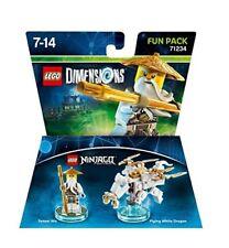 Lego Dimensions 71234 Fun Paquet Ninjago Sensei Wu Livraison Immédiate
