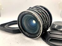 【N MINT w/ Hood 】 Mamiya Sekor C 50mm F/4.5 Lens For RB67 RZ67 From JAPAN ✈FedEx