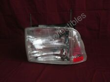 NOS OEM 4x4 GMC Jimmy Chevy Blazer Head Lamp Light 1996 - 1997 Export Left