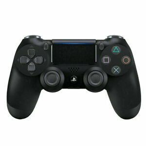 Jet Black  Wireless PS4 Controller for Playstation 4