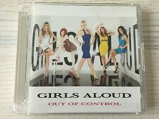 GIRLS ALOUD - OUT OF CONTROL - CD Album