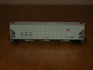 Athearn HO  92771 Union Pacific 54' FMC Covered Hopper 178735