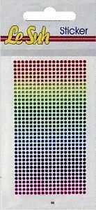 Pinery Card - Glamour-Sticker - verschiedene Designs oder im Set - Karten Deko