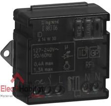 Récepteur inter micromodule avec neutre 1 circuit ON/OFF 300w Legrand 088306