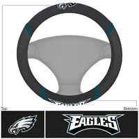 New NFL Philadelphia Eagles Car Truck Embroidered Steering Wheel Cover