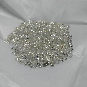 Lab Grown Loose CVD Diamond 3 mm SI1 Clarity DEF Color 1 Ct. 10 Pcs Lot CVD/HPHT
