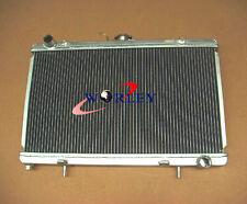 3 core aluminum radiator for Nissan Silvia S13 SR20DET 1989-1994 manual