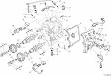 Ducati Timing Belt Pulley Driven DVT - 17740032C