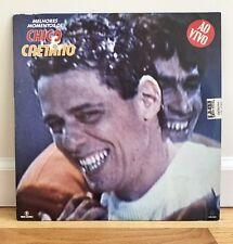 Melhores Momentos De Chico & Caetano NM - 1986 Brazil 530.045