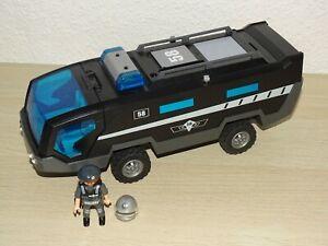 Playmobil 5564 SEK-Einsatztruck mit Licht und Sound