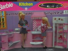 1996 BARBIE KITCHEN!!