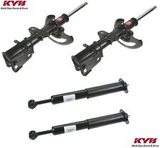 Chrysler Pacifica 04-06 Shocks Struts Front and Rear Suspension Kit KYB Excel-G