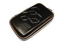 Nintendo 3ds DSi DS Lite Black Airform Carry Case Pouch With Strap UK SELLER