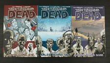 The Walking Dead TPB #1-3 - Days Gone Bye - Miles Behind Us - Safety Behind Bars