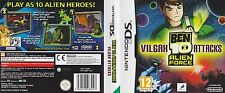 Ben 10 Alien Force: Vilgax Attacks Nintendo NDS DS Lite DSi XL Brand New