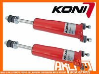 FORD FALCON XK XL XM XP KONI ADJUSTABLE FRONT SHORTENED SHOCKS ABSORBERS