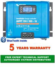 Cargador Solar MPPT Victron smartsolar 150V 100 Amp Con Bluetooth Y Lcd