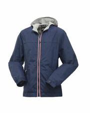 Cappotti, giacche e gilet da donna blu casual nylon
