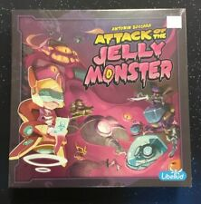 Attack of the Jelly Monster by Libellud (New and Sealed)