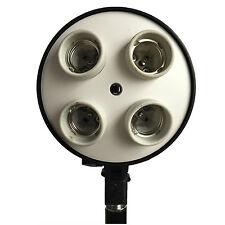 Illuminatore Portalampada DynaSun SLH3 4in1 per Luci Flash Studio Foto e Video