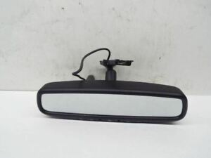 Rear View Mirror With Automatic Dimming Fits 10-19 SPORTAGE 240880