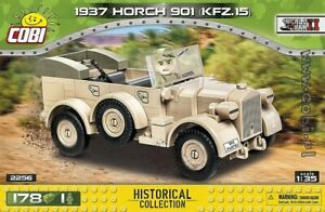 COBI TOYS #2256 WWII Horch 901 NEW!