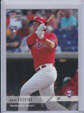 2018 Topps NOW OD-273 Rhys Hoskins Philadelphia Phillies ~ PR 411