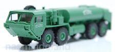 Roco Ho Minitanks Hemtt Dragon Wagon Oshkosh Cargo Truck Schwarz M978 tanker Oop