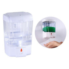 Automatic Liquid Soap Dispenser Wall Mounted Touchless Hand Free Commercial