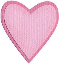 Quickutz/Lifestyle Crafts ks-0001  Heart 2 Cutting Die NEW  rare