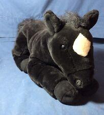 Black Horse Plush Toy