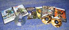 Halo 2 und Teil 1 Erstauflage PC DEUTSCHE Verkaufsversion Deutsch mit Anleitung