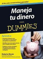 Maneja tu dinero para Dummies (Spanish Edition)-ExLibrary