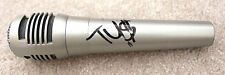 RAPPER TY DOLLA SIGNED $ SIGNED AUTHENTIC MICROPHONE w/CO TGOD MIC $IGN WIZ