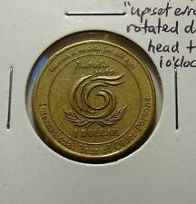 1999 Australian $1 ERROR coin! Rotated die to 1 o'clock! Older Persons. SCARCE!