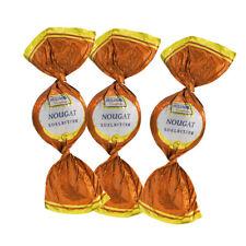 1 Karton Nougat - Kugeln 1125 g Edelbitter Schokolade Weihnachten