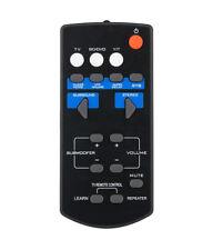 Remote Control For YAMAHA YAS101BL FSR60 WY57800 ATS1010 YAS101