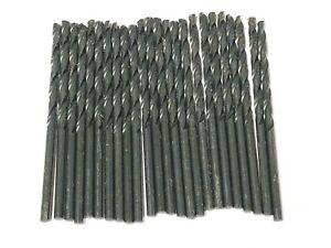 CLEARANCE LOT855593 HSS Jobber Drill Bit Set Pour Métal Bois Plastique 1.5 To 6 mm