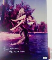 Ricou Browning signed THE CREATURE 11X14 photo JSA COA 138